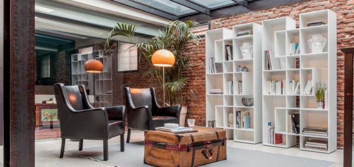 Bücherregale und Regale: das beste moderne Design - Arredare ...