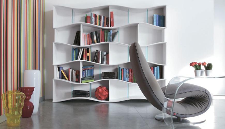 Librerie come scegliere quella più adatta arredare moderno
