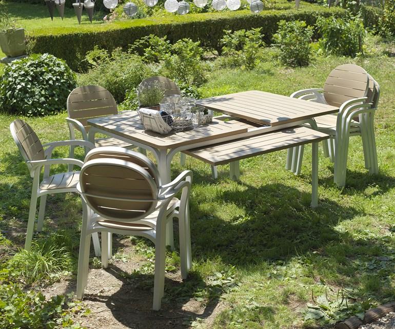 palma tavolo nardi giardino