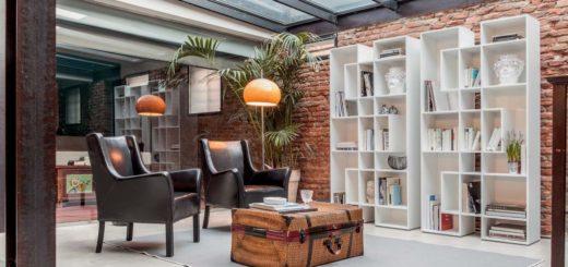 Abaco Bücherregal Tonin Casa