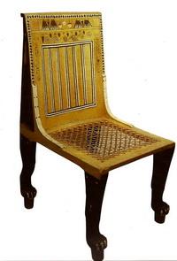 chaise kha XVII
