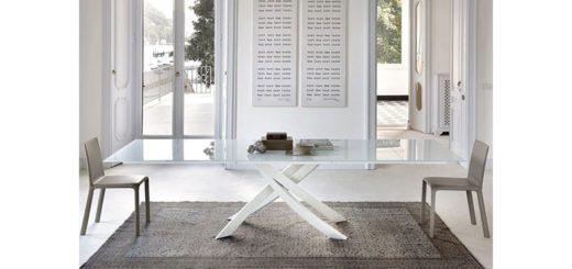tavolo allungabile artistico bontempi casa