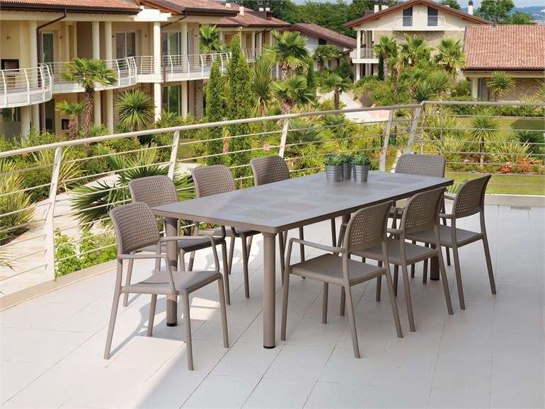 Ikea Tavoli Da Giardino Allungabili.Tavoli Allungabili Design Migliori Marche E Prezzo Arredare Moderno