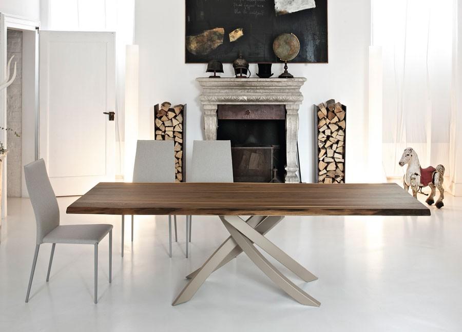 Tavolo Allungabile 4 Metri Prezzo.Tavoli Allungabili Design Migliori Marche E Prezzo Arredare Moderno