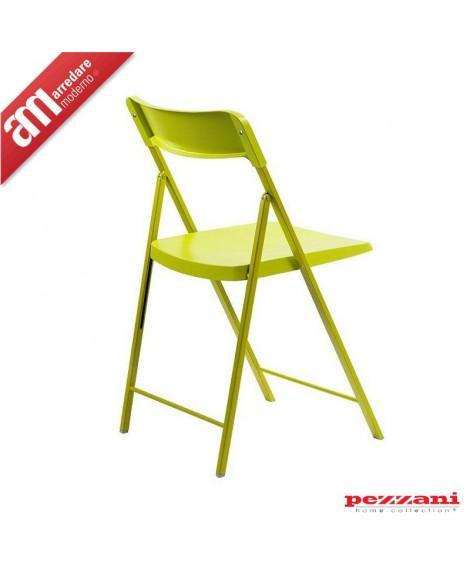 chaise pliante zeta pezzani