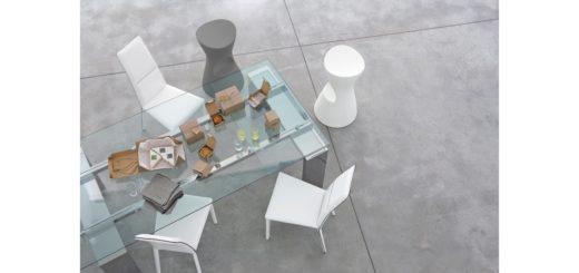 Tom Bonaldo ausziehbarer Tisch