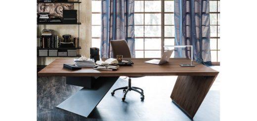scrivania-in-legno-con-cassettiera-cattelan