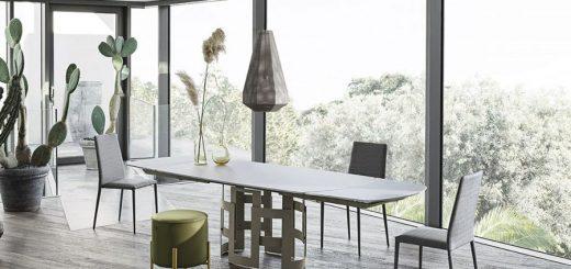 Calligaris Tavolo Consolle Allungabile Mistery.Design Extendable Tables Best Brands And Price Arredare Moderno