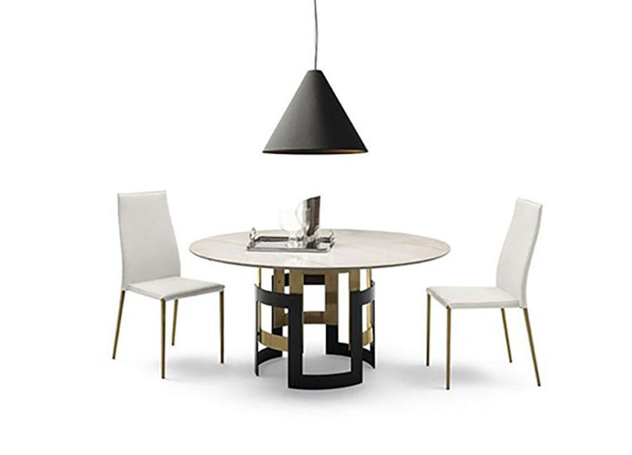 Nuovi Tavoli Bontempi Tavolo Imperial Arredare Moderno