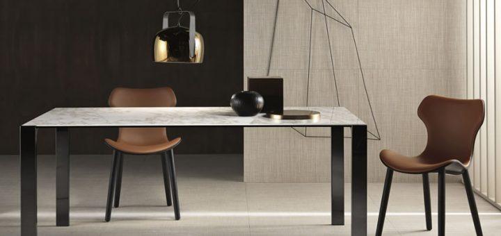 Tavolo Livingstand Ceramic Tonelli