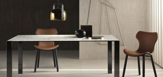 Table Livingstand Ceramic Tonelli