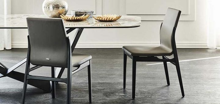 Moderne Stuhle Die Neuen Trends 2019 2020 In Bezug Auf Materialien Und Farben Arredare Moderno