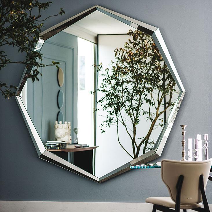 Specchi moderni: Emerald Cattelan