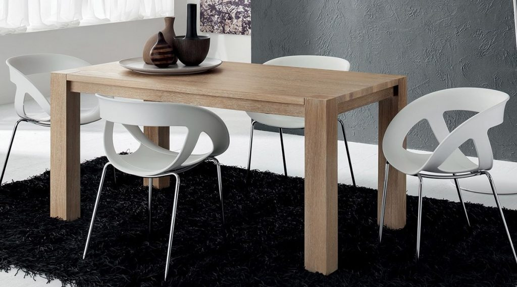 Tavoli moderni in legno: Sergio, La Primavera