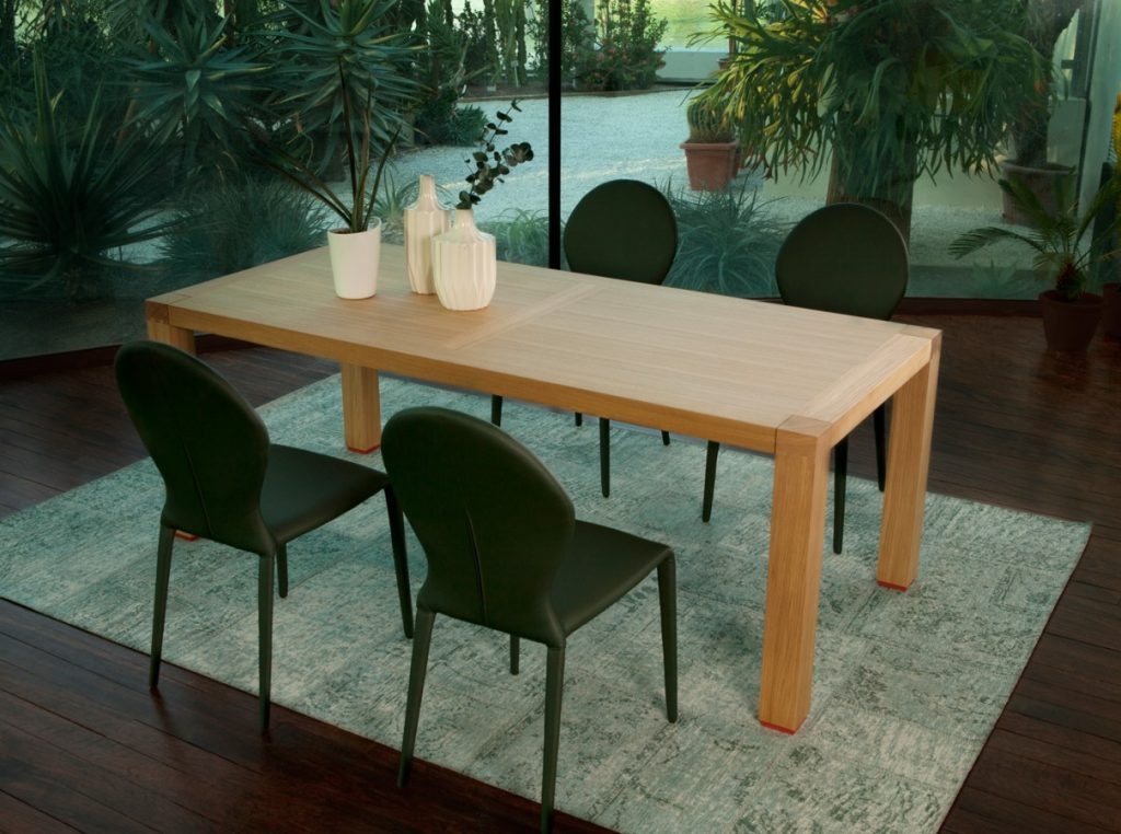 Tavoli moderni in legno: Zeno, Tonin
