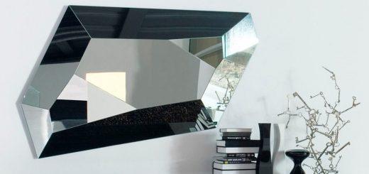 Specchio moderno Diamond Cattelan Italia