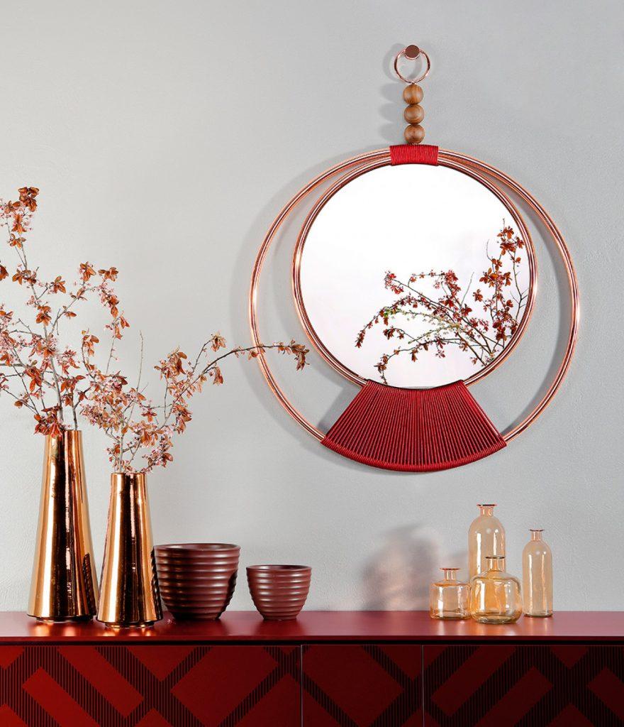 specchio moderno Dreamy Tonin Casa Arredare Moderno