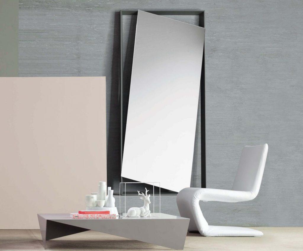 specchio moderno Hang up Bonaldo