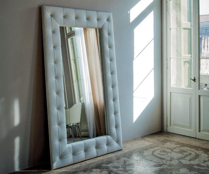 specchio grande da parete Pascià Cattelan Italia Arredare Moderno
