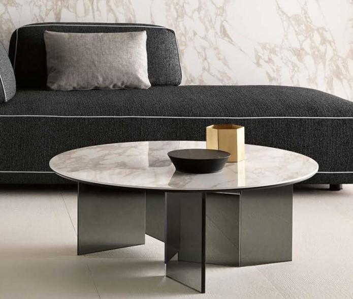 Tavolini salotto moderni Metropolis Tonelli Design