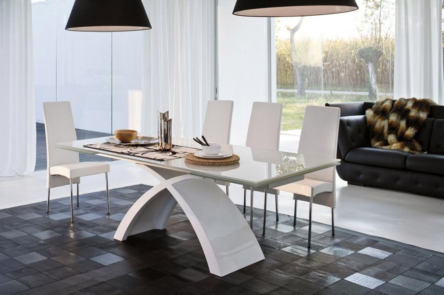 tavolo allungabile Tokyo Tonin Casa Arredare Moderno
