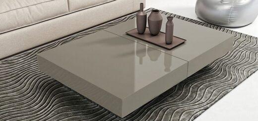 tavolino allungabile in tavolo moderno assist altacom
