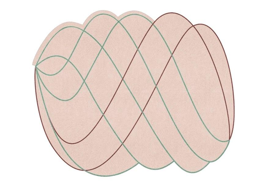 tappeto design twist driade
