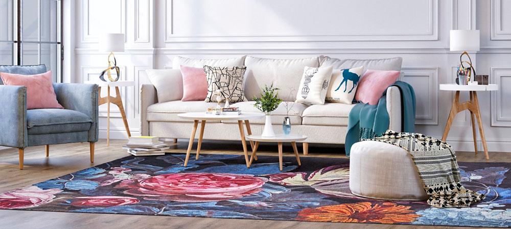 Living Room Carpets Design That Renews, Living Room Carpets
