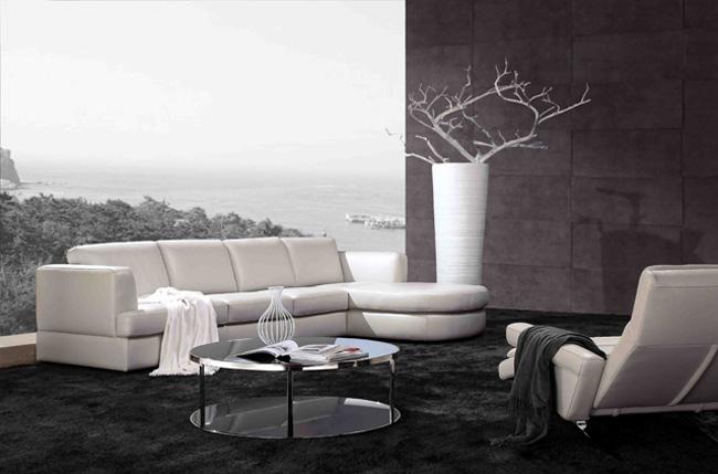promozioni arredo design divano Maya LTL Italian Design con penisola