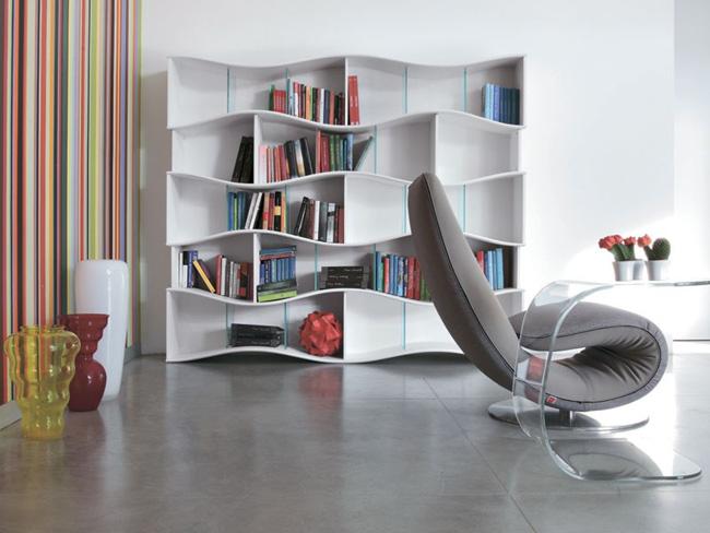 promozioni arredo design libreria Onda Tonin Casa Arredare Moderno