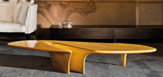 tavolini da salotto moderni Waterfall Driade Arredare Moderno