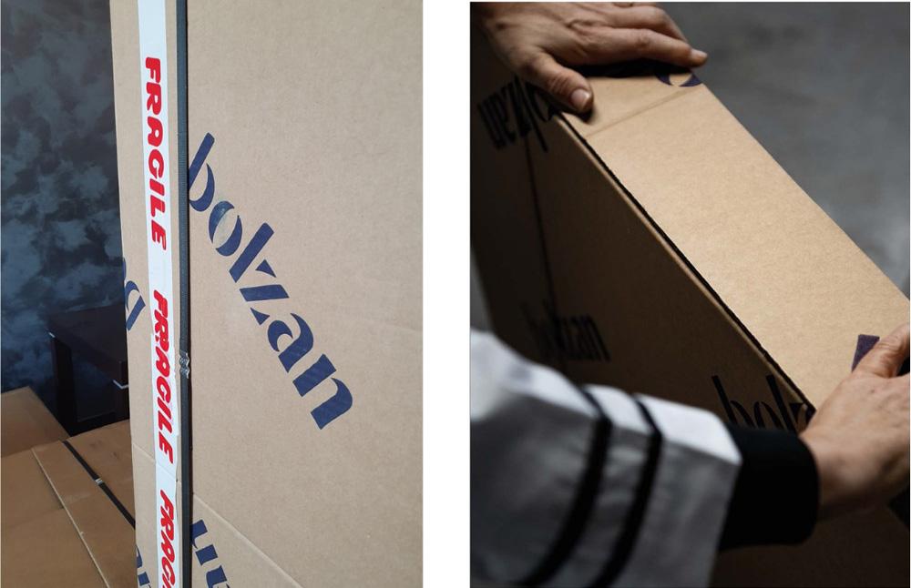imballaggio mobili Arredare Moderno merce fragile