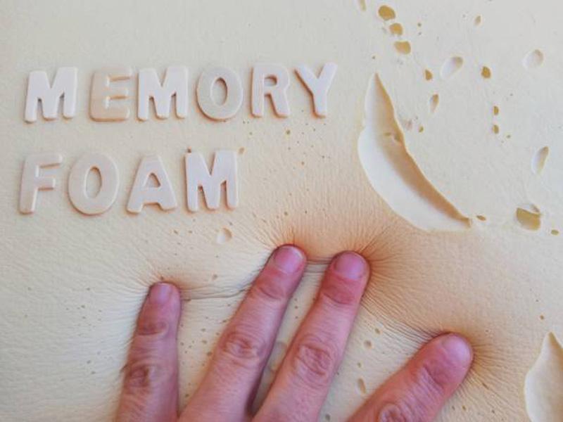 memory foam materasso Arredare Moderno