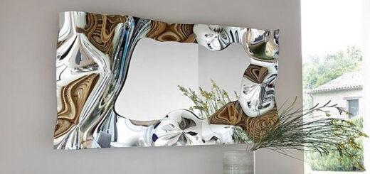 Specchio Fiam Caadre Arredare Moderno