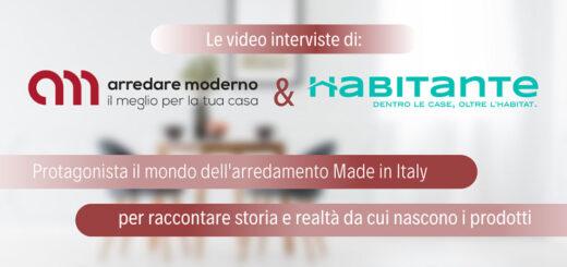 video intervista Tonin Casa Arredare Moderno Habitante