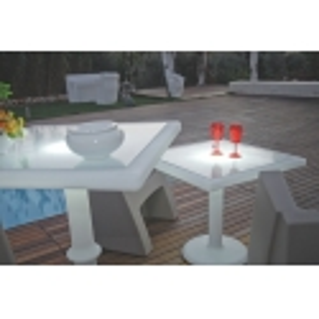 Tavolino luminoso Barbados