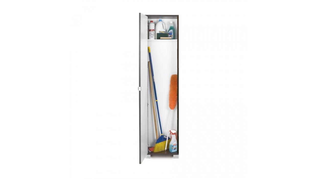 mobile colonna legno con anta specchio arredare moderno. Black Bedroom Furniture Sets. Home Design Ideas