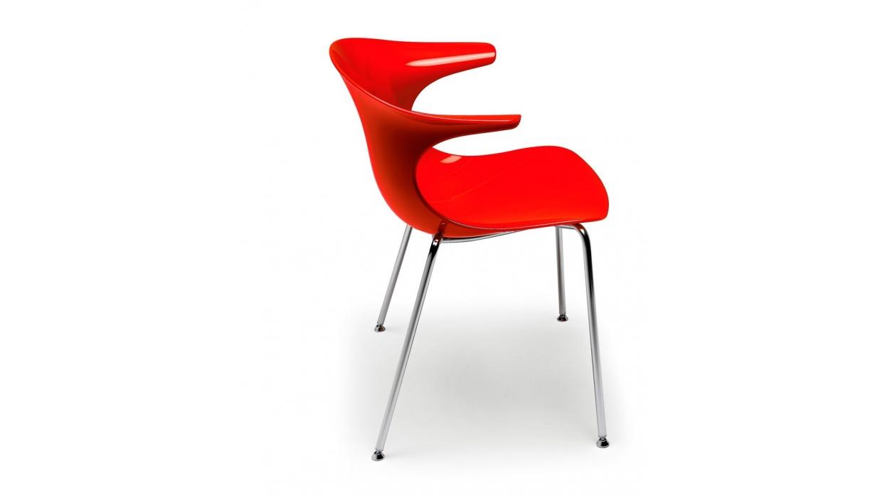 Stuhl infiniti design muster loop 4 legs arredare moderno for Infiniti design stuhl
