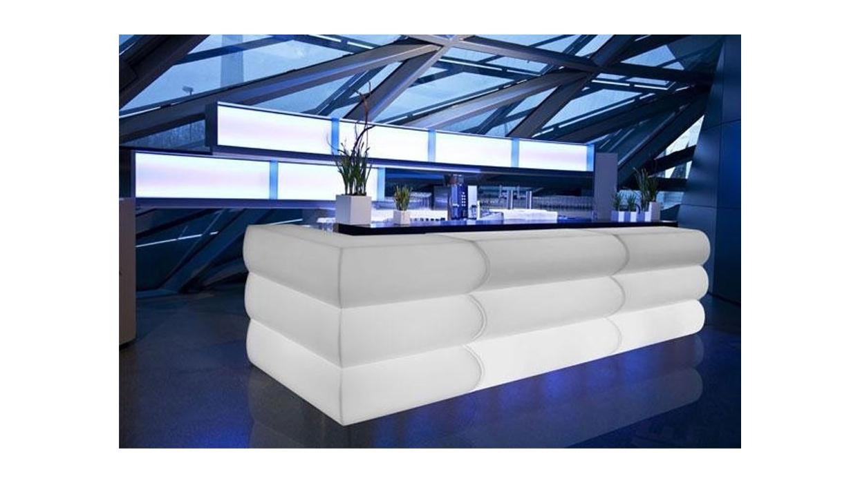 Clipper Beleuchtete Bar-Theke Kloris - Arredare Moderno