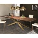 Skorpio Wood Tisch Cattelan Italia