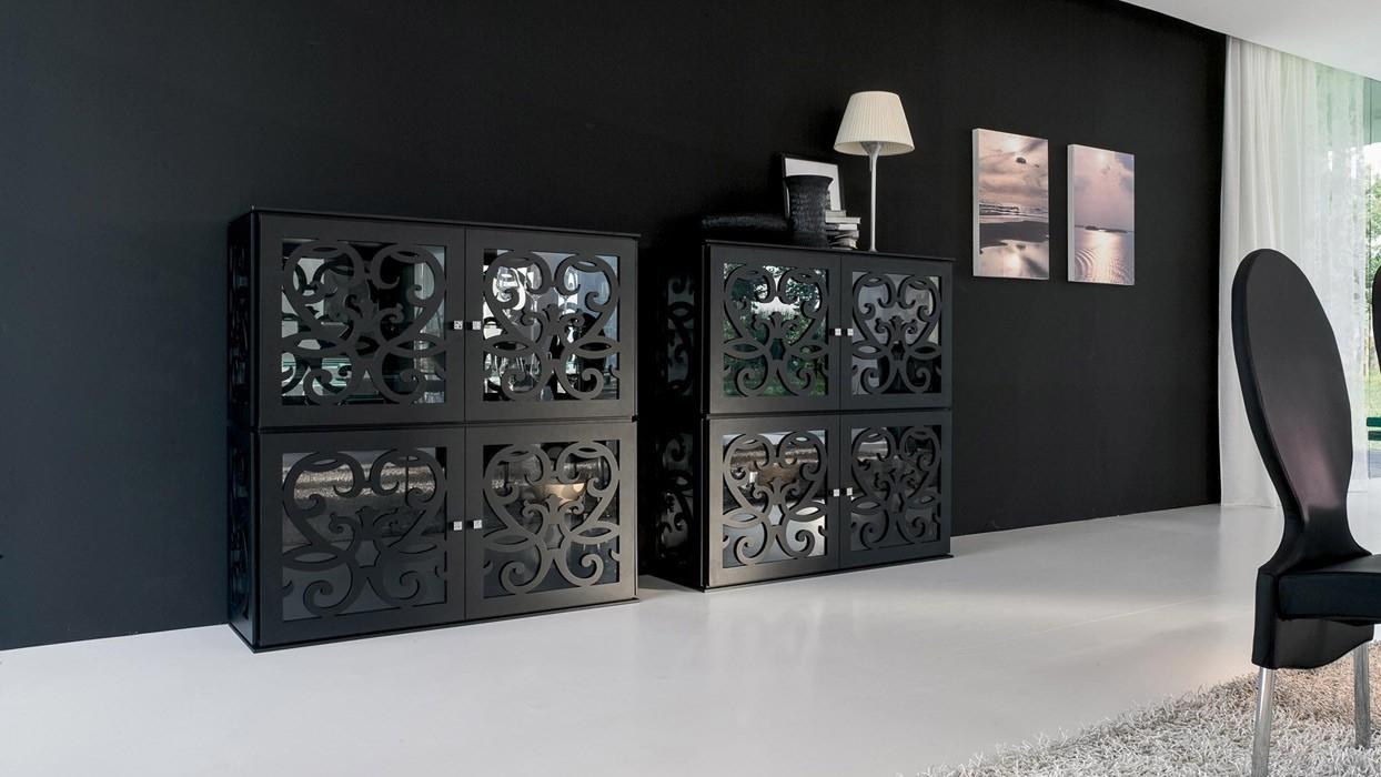 Vitrine Tonin Casa Muster Paris - ARREDARE MODERNO
