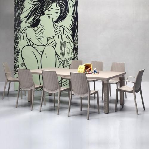 Orazio Tisch 70x70 Scab