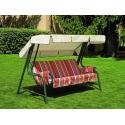Duca Hollywoodschaukel 4 Sitzer Scab Design