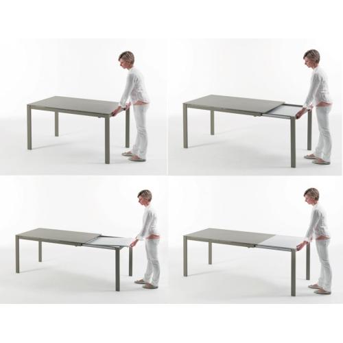 Eos Ausziehbarer Tisch Ingenia Casa Bontempi