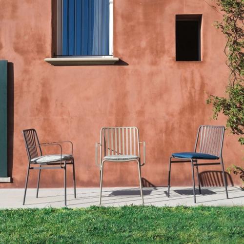 Street Stuhl Ingenia Casa für draußen by Bontempi