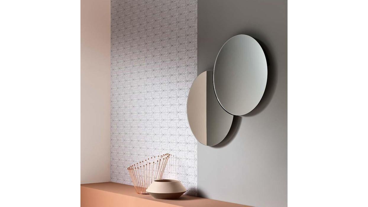 Spiegel tonelli design muster shiki arredare moderno