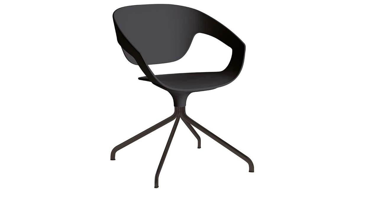 stuhl casamania muster vad drehbar arredare moderno. Black Bedroom Furniture Sets. Home Design Ideas