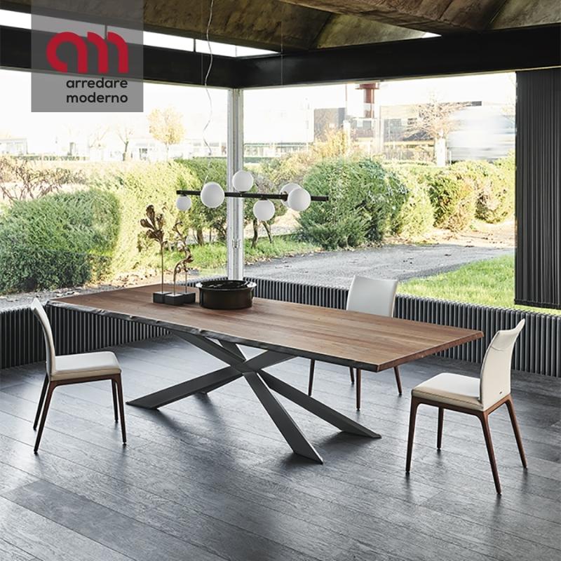 Spyder Wood Cattelan Italia Tisch