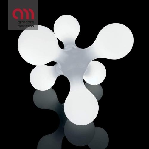 Atomium Kundalini Tisch- und Stehlampe