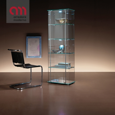 Vitrine Milo Day Led Fiam